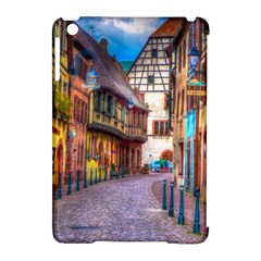 Alsace France Apple iPad Mini Hardshell Case (Compatible with Smart Cover)