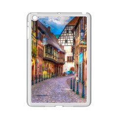 Alsace France Apple iPad Mini 2 Case (White)