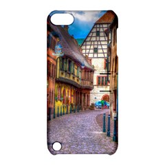 Alsace France Apple iPod Touch 5 Hardshell Case with Stand