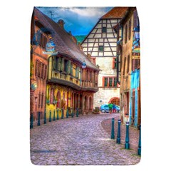 Alsace France Removable Flap Cover (small)