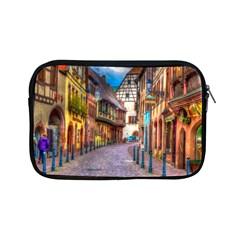 Alsace France Apple Ipad Mini Zippered Sleeve