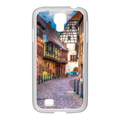 Alsace France Samsung GALAXY S4 I9500/ I9505 Case (White)