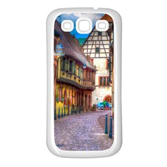 Alsace France Samsung Galaxy S3 Back Case (white)