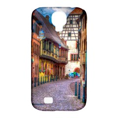 Alsace France Samsung Galaxy S4 Classic Hardshell Case (PC+Silicone)