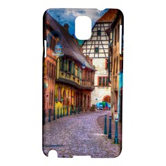Alsace France Samsung Galaxy Note 3 N9005 Hardshell Case