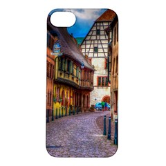 Alsace France Apple Iphone 5s Hardshell Case