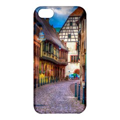 Alsace France Apple iPhone 5C Hardshell Case