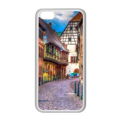 Alsace France Apple iPhone 5C Seamless Case (White)