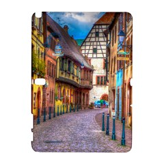 Alsace France Samsung Galaxy Note 10.1 (P600) Hardshell Case