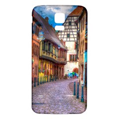 Alsace France Samsung Galaxy S5 Back Case (White)