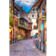 Alsace France Notebook