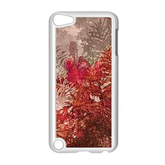 Decorative Flowers Collage Apple Ipod Touch 5 Case (white)