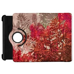 Decorative Flowers Collage Kindle Fire Hd 7  (1st Gen) Flip 360 Case