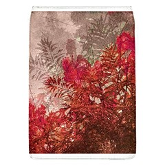 Decorative Flowers Collage Removable Flap Cover (Large)