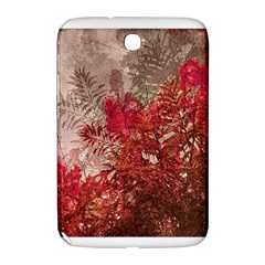 Decorative Flowers Collage Samsung Galaxy Note 8 0 N5100 Hardshell Case