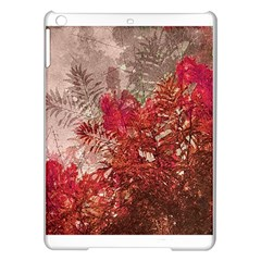 Decorative Flowers Collage Apple Ipad Air Hardshell Case
