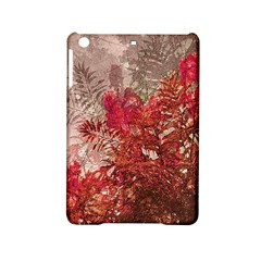 Decorative Flowers Collage Apple Ipad Mini 2 Hardshell Case