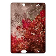Decorative Flowers Collage Kindle Fire Hd 7  (2nd Gen) Hardshell Case
