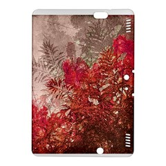 Decorative Flowers Collage Kindle Fire Hdx 8 9  Hardshell Case