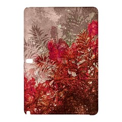 Decorative Flowers Collage Samsung Galaxy Tab Pro 10.1 Hardshell Case