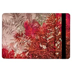 Decorative Flowers Collage Apple Ipad Air Flip Case