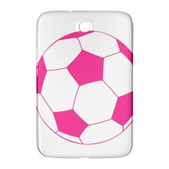 Soccer Ball Pink Samsung Galaxy Note 8 0 N5100 Hardshell Case