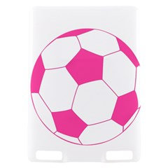 Soccer Ball Pink Kindle Touch 3G Hardshell Case
