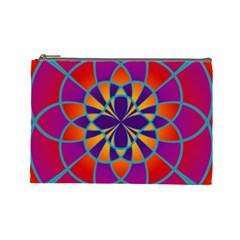 Mandala Cosmetic Bag (large)