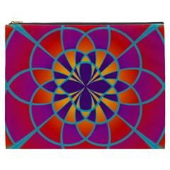 Mandala Cosmetic Bag (XXXL)
