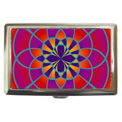 Mandala Cigarette Money Case