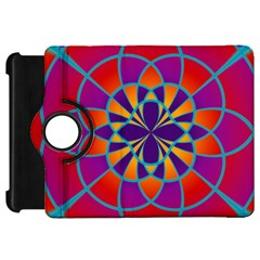 Mandala Kindle Fire Hd 7  (1st Gen) Flip 360 Case