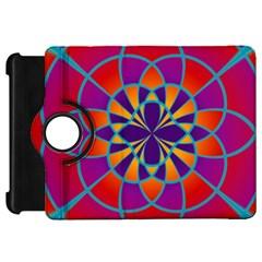 Mandala Kindle Fire HD 7  (1st Gen) Flip 360 Case