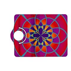 Mandala Kindle Fire Hd 7  (2nd Gen) Flip 360 Case