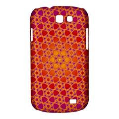 Radial Flower Samsung Galaxy Express I8730 Hardshell Case