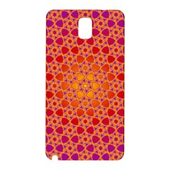 Radial Flower Samsung Galaxy Note 3 N9005 Hardshell Back Case