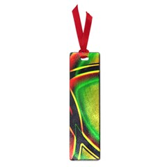 Multicolored Modern Abstract Design Small Bookmark