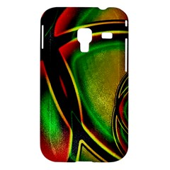 Multicolored Modern Abstract Design Samsung Galaxy Ace Plus S7500 Hardshell Case
