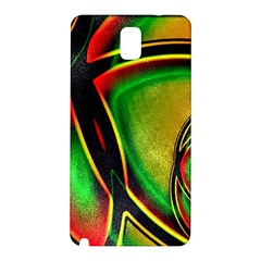 Multicolored Modern Abstract Design Samsung Galaxy Note 3 N9005 Hardshell Back Case