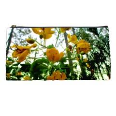 Yellow Flowers Pencil Case