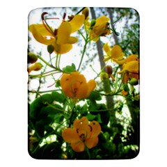 Yellow Flowers Samsung Galaxy Tab 3 (10.1 ) P5200 Hardshell Case