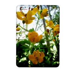Yellow Flowers Samsung Galaxy Tab 2 (10 1 ) P5100 Hardshell Case