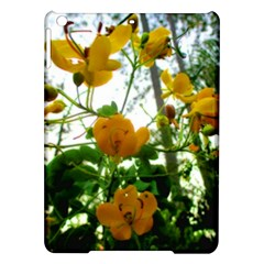 Yellow Flowers Apple iPad Air Hardshell Case