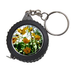 Yellow Flowers Measuring Tape