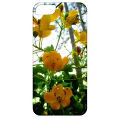 Yellow Flowers Apple Iphone 5 Classic Hardshell Case