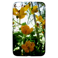 Yellow Flowers Samsung Galaxy Tab 3 (8 ) T3100 Hardshell Case
