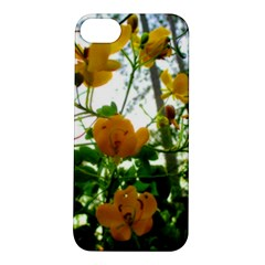 Yellow Flowers Apple iPhone 5S Hardshell Case
