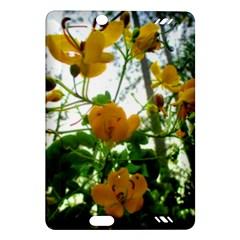 Yellow Flowers Kindle Fire Hd 7  (2nd Gen) Hardshell Case