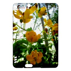 Yellow Flowers Kindle Fire HDX 7  Hardshell Case