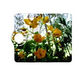 Yellow Flowers Kindle Fire Hdx 8 9  Flip 360 Case
