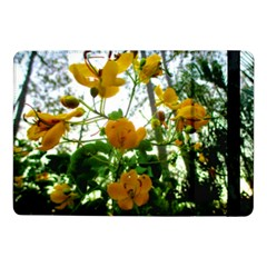 Yellow Flowers Samsung Galaxy Tab Pro 10.1  Flip Case